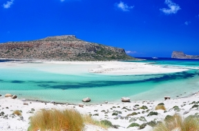 Balos Lagoon ! The most famous exotic beach in Greece!Only 30 min by the villa!