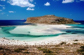 Balos Lagoon ! The most famous exotic beach in Greece!