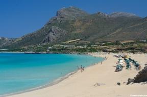 Falassarna Beach ! A small visit to beach paradise !