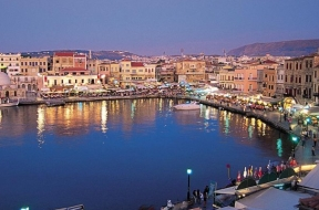 Chania old town! Incredible nightlife! Amazing walks!